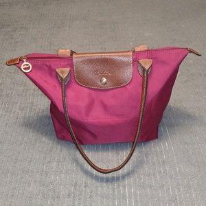Longchamp Le Pliage medium tote purse bag